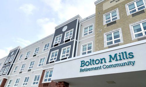 assisted living bolton